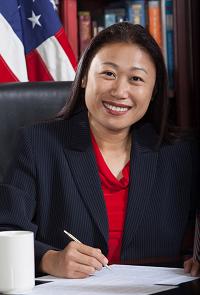 Sen. Janet Nguyen