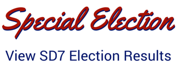 Special Election Results button
